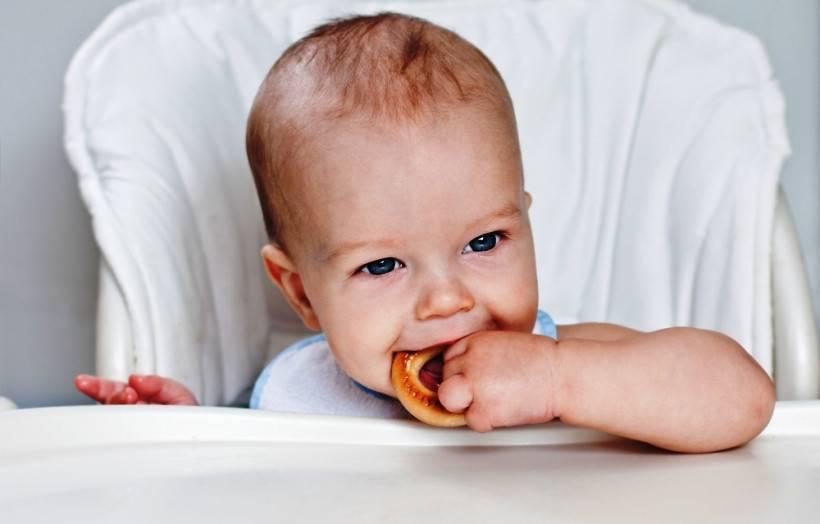 Какой хлеб и когда можно давать ребенку?