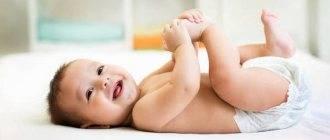 Если у ребенка в кале белые крапинки