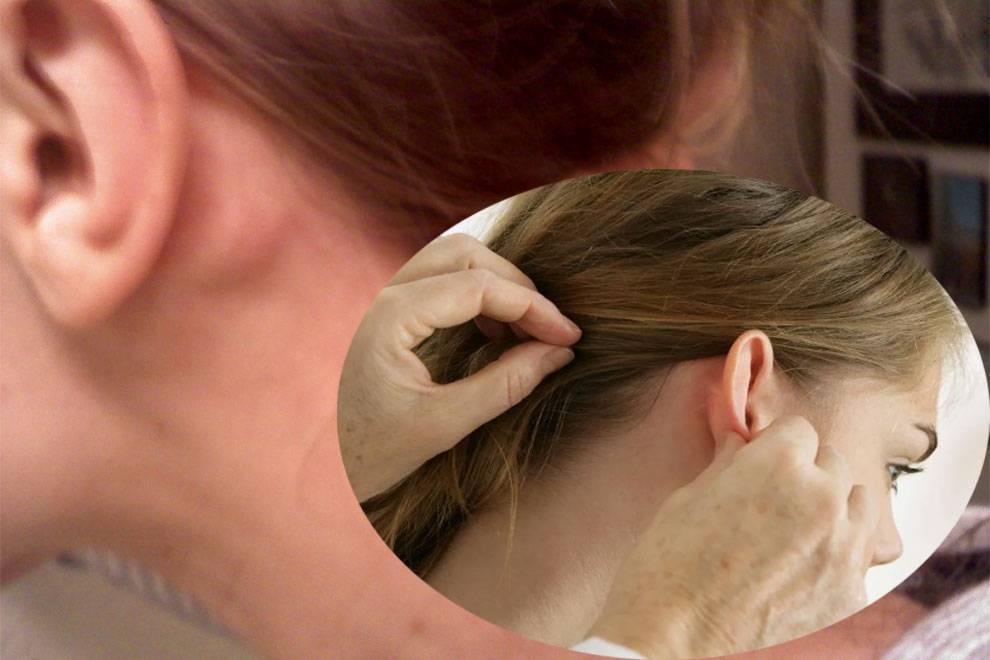 Что делать при воспалении лимфоузлов за ухом у ребенка