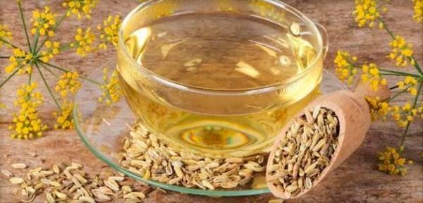 Чай с фенхелем для новорожденных детей. польза и вред чая с фенхеля