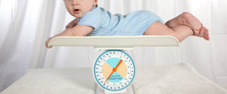 Почему ребёнок плохо набирает вес (грудничок мало прибавляет в весе)
