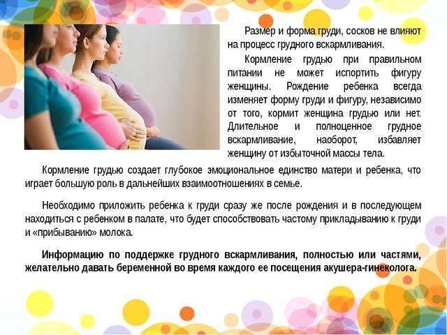 Рацион кормящей матери новорожденного по месяцам: советы