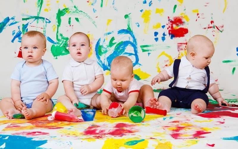 Развитие ребенка в 7 месяцев: что должен уметь, рацион, развитие мышц, игры и занятия - календарь развития ребенка