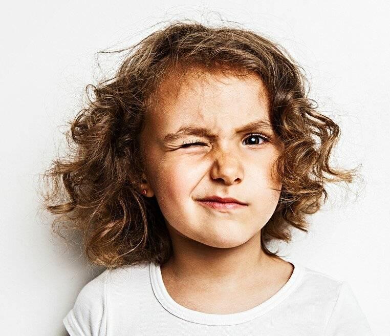 Как лечить нервный тик у детей