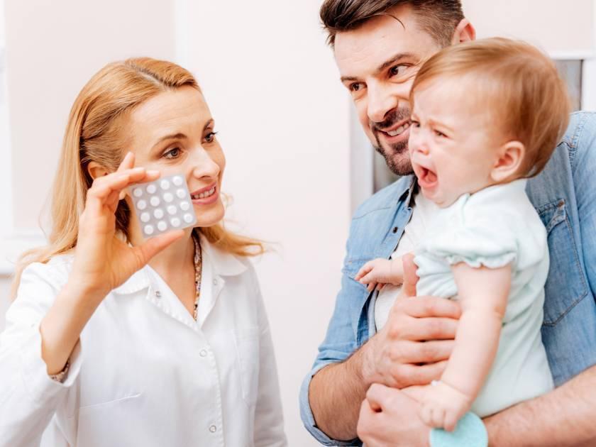 Как дать младенцу лекарство? - запись пользователя мария (soleille) в сообществе здоровье новорожденных в категории разное - babyblog.ru