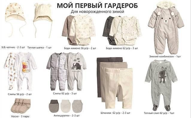 Список вещей для новорожденного ребенка   | материнство - беременность, роды, питание, воспитание