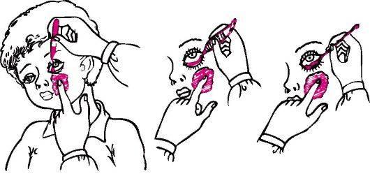 Капли от насморка для грудничков (детей до года)