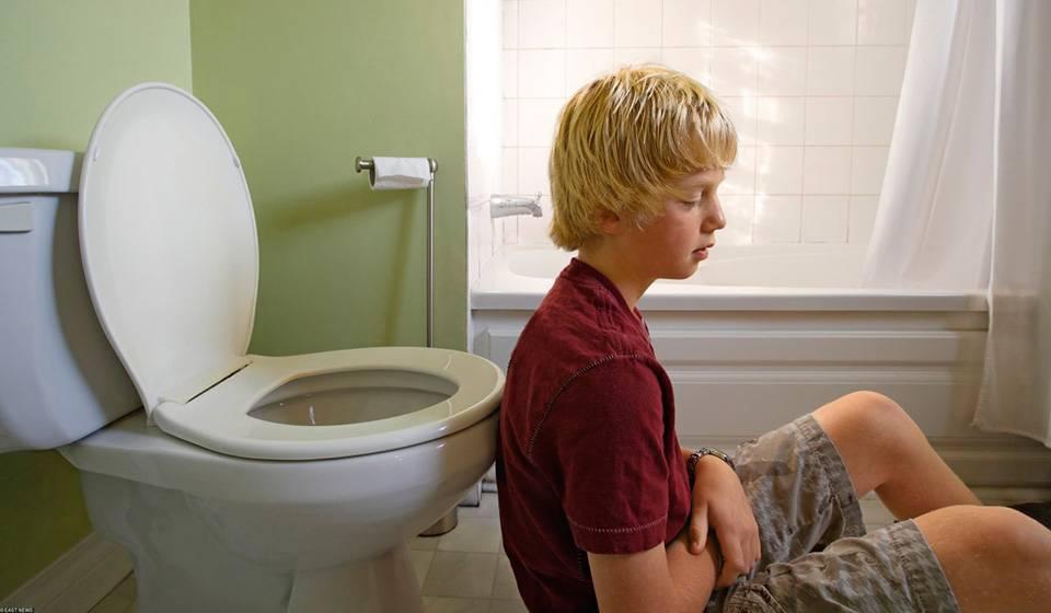 Что делать при запоре у грудничка