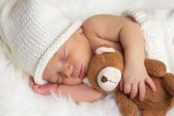 Соблюдение норм сна для развития и хорошего самочувствия детей до года