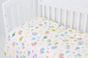 Детское постельное белье в кроватку: выбираем размер и качество комплекта для новорожденного + 115 фото