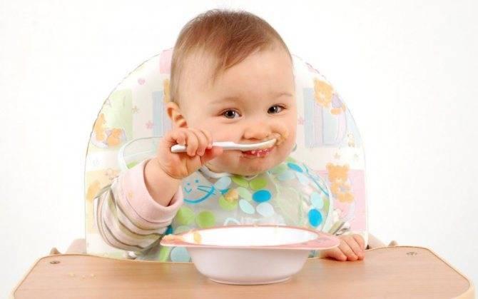 Меню ребенка в 9 месяцев на каждый день недели с рецептами