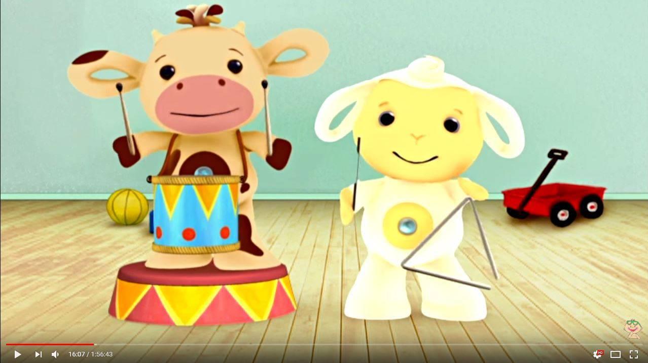 Обучающие песенки для малышей