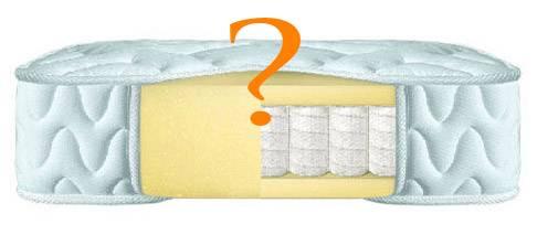 Какой матрас лучше купить в кроватку?