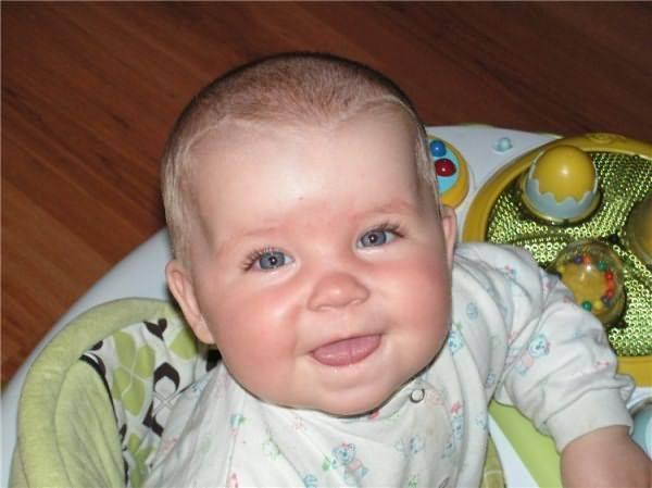 Зачем детей бреют в год? - зачем брить ребенка в год - запись пользователя наташа (skorutti) в дневнике - babyblog.ru