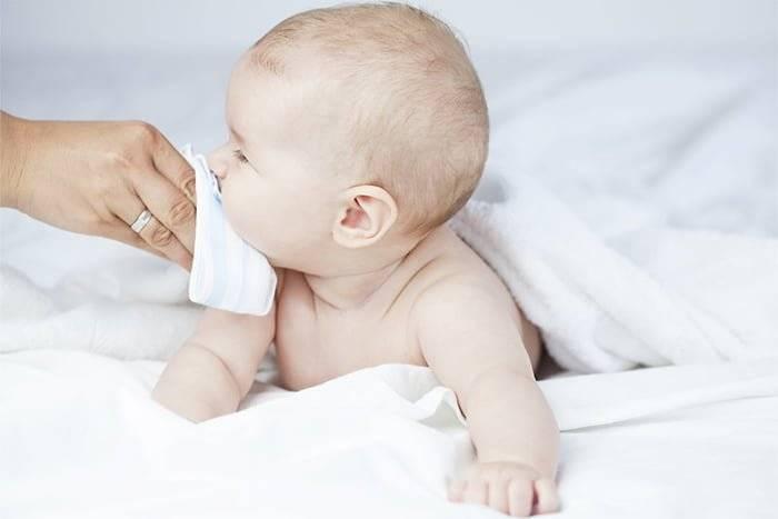 Если кормящая мама заболела? (статья)