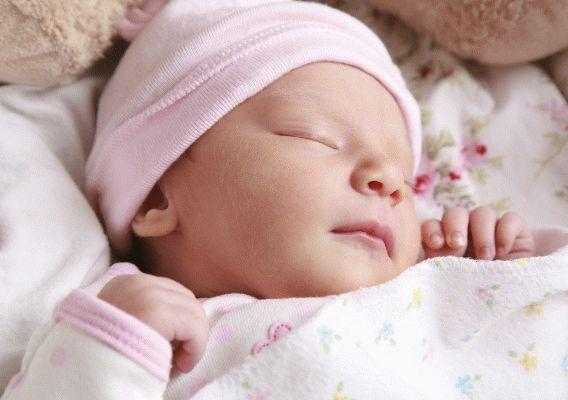 Как спать новорожденному???
