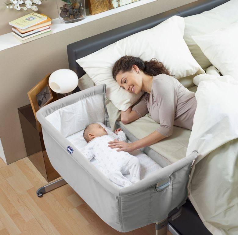 Разновидности бортиков в круглую и овальную кроватку для новорожденных