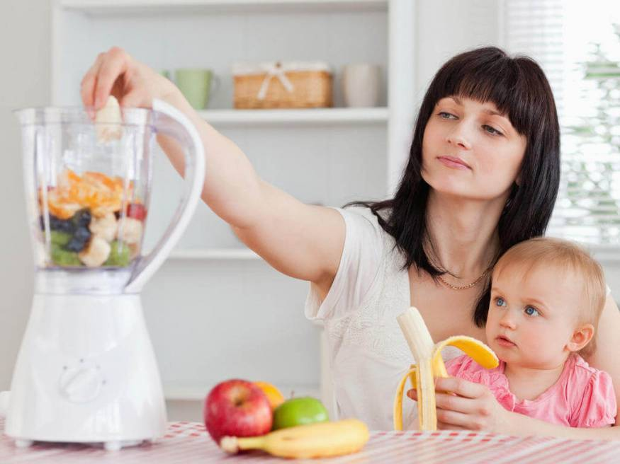 Ошибки кормящей мамы