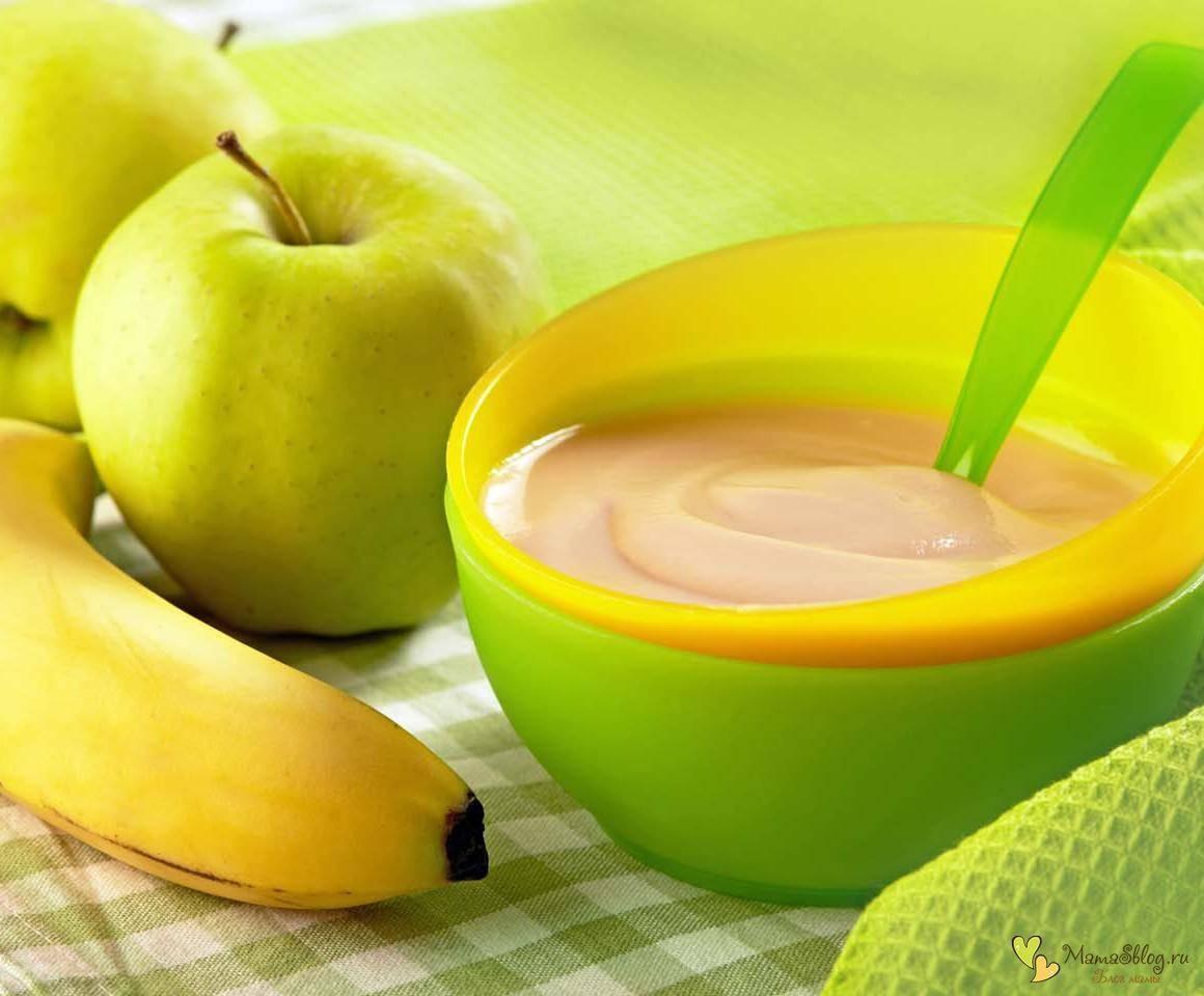 Как сделать яблочное пюре для грудничка: рекомендации, рецепты