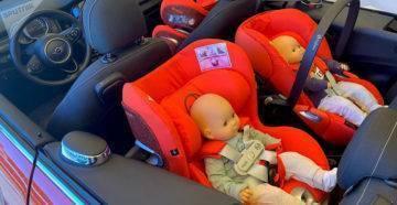 Можно ли перевозить грудничков на переднем сидение машины? - на переднем сидении перевозить люльку - запись пользователя юлия (id1824213) в сообществе развитие от рождения до года в категории меры предосторожности - babyblog.ru