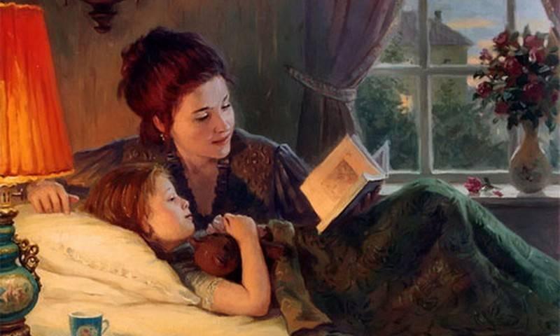 Стихи для новорожденных и самых маленьких