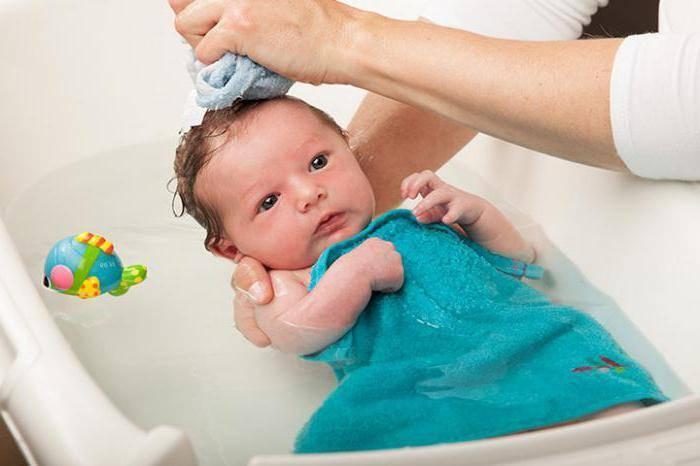 Идеальные условия для водных процедур: в какой воде купать новорожденного ребенка?