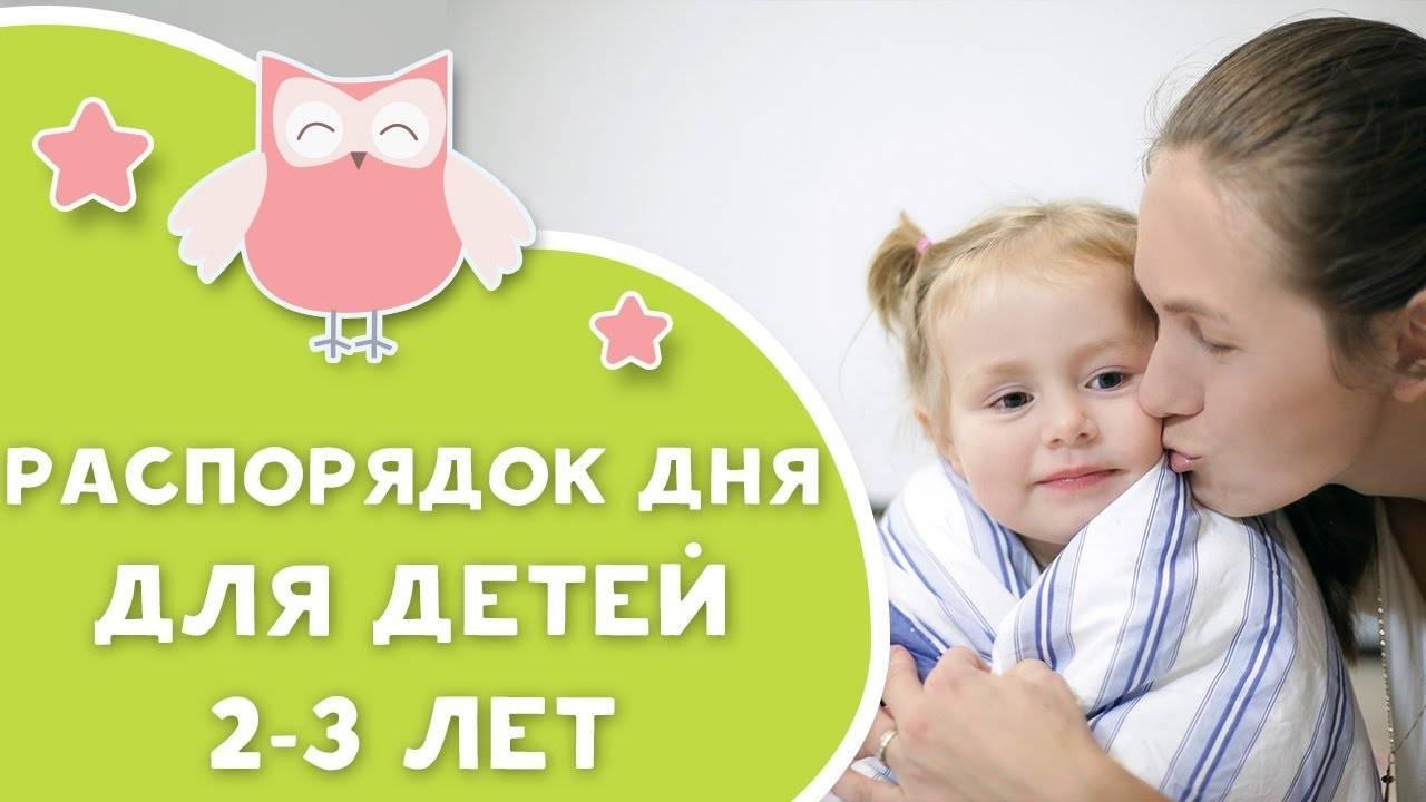 Доктор комаровский о режиме дня у ребенка
