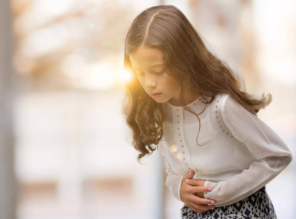 Лечебная диета для детей при поносе