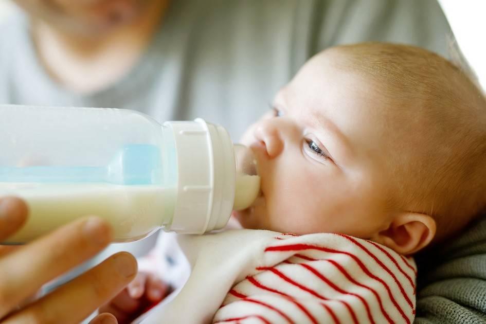 Малютка смесь для новорожденных — как готовить