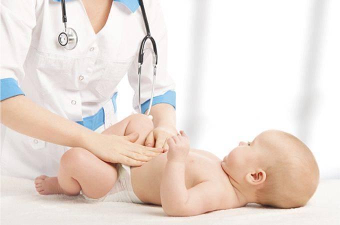Когда начинаются колики у новорожденного