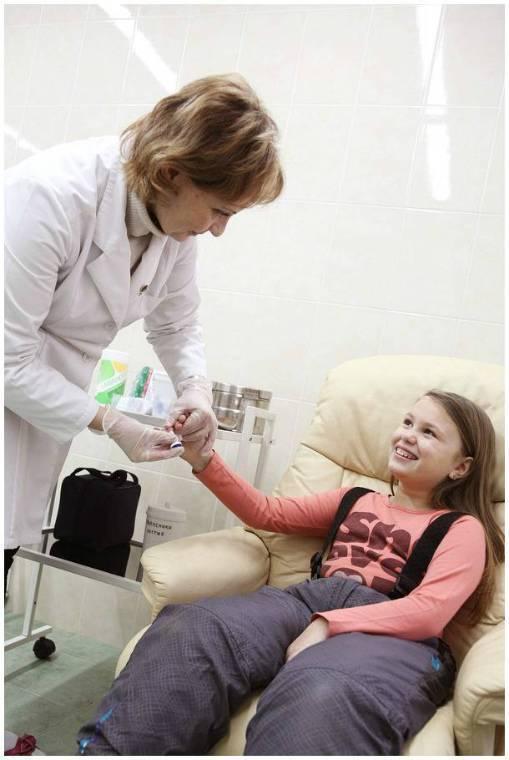 Как безболезненно сдать анализы крови 3-месячному ребенку?