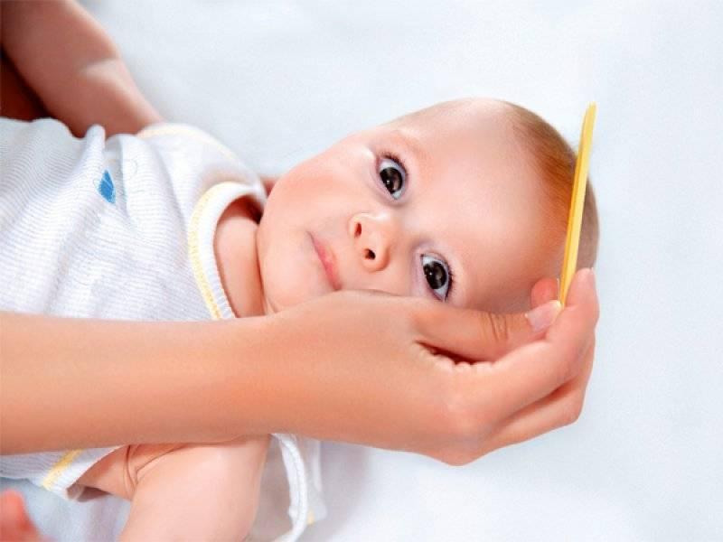 Корочки на голове у новорожденного.. - корочка на голове у грудничка как убрать - запись пользователя monic (monic) в дневнике - babyblog.ru
