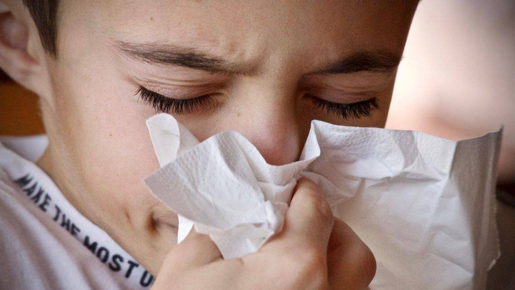Причины и лечение сухого кашля ночью у ребенка