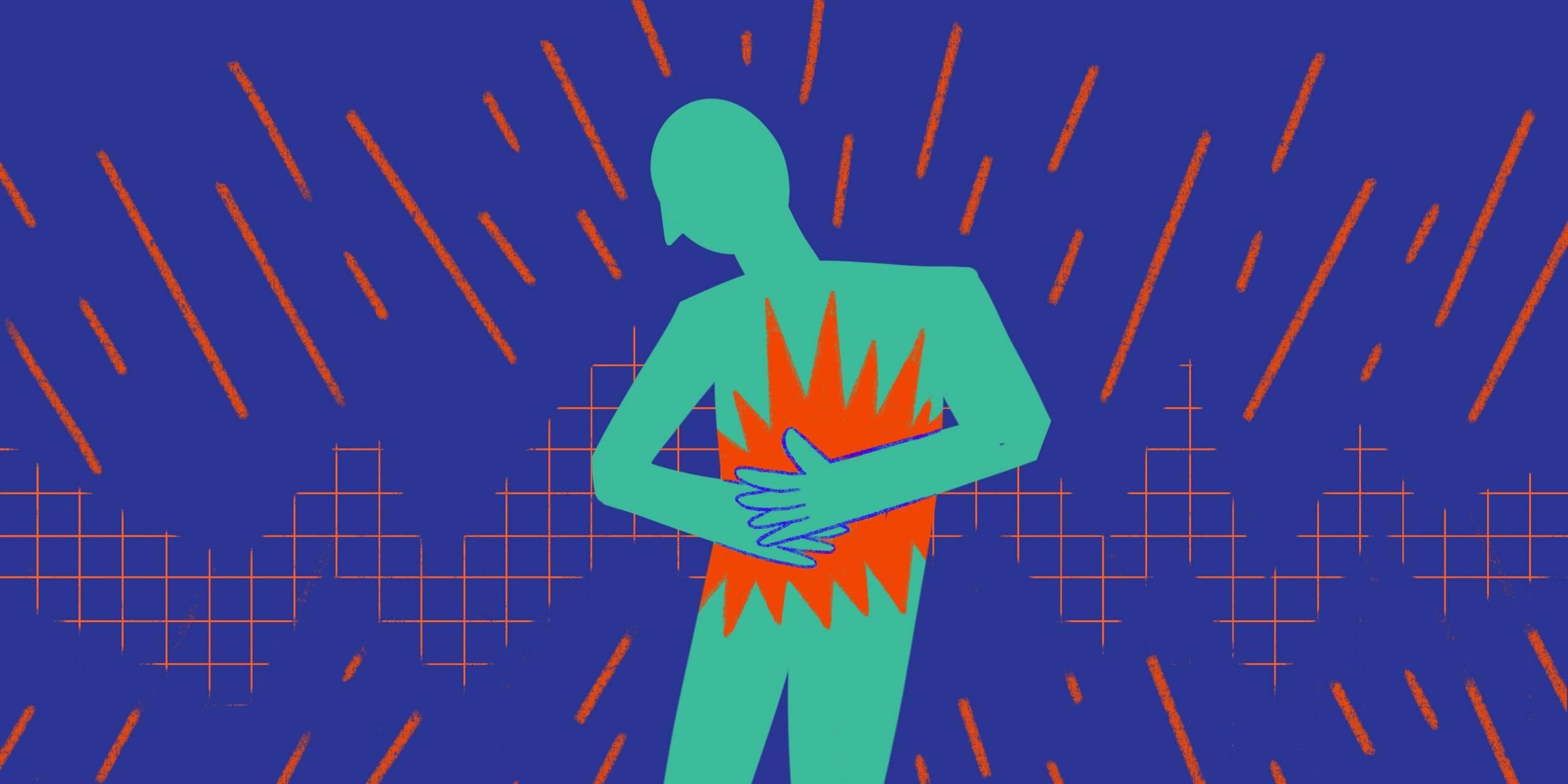Болит слева сбоку под ребрами