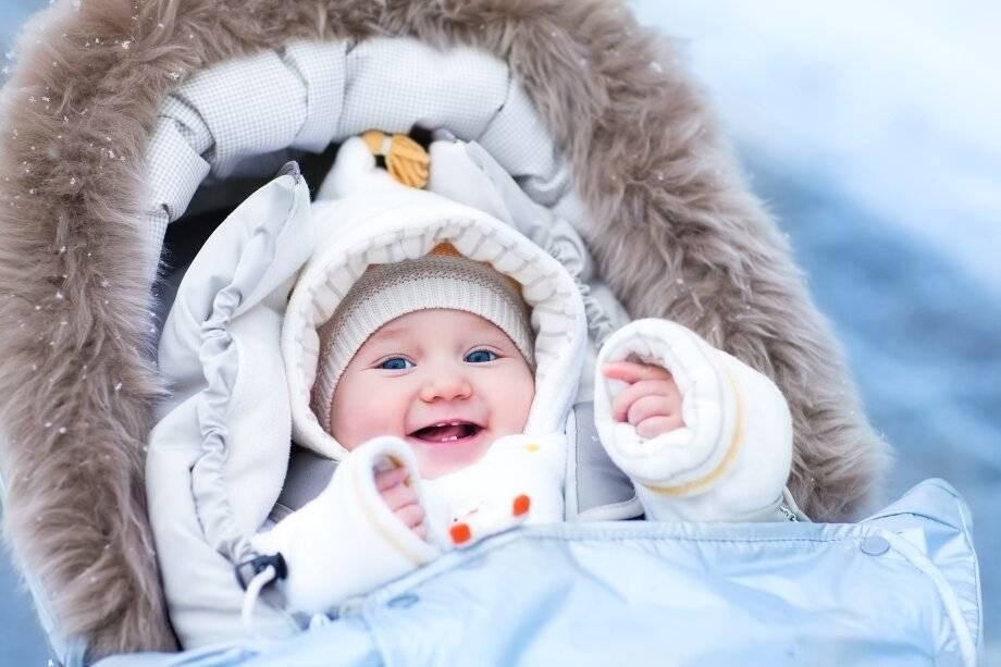 Новорожденный мерзнет