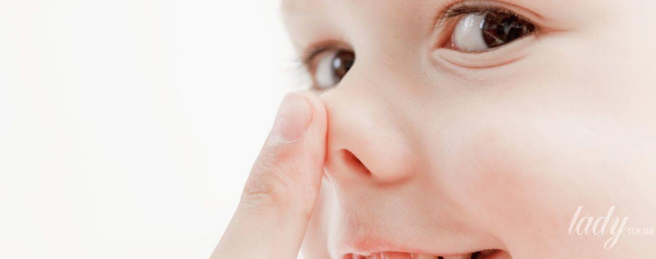 У ребенка пошла кровь из носа – что делать? – на бэби.ру!