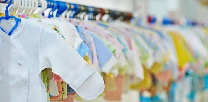 Размеры одежды новорожденного ребенка