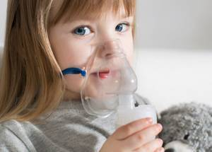 Симптомы бронхиальной астмы у грудничков