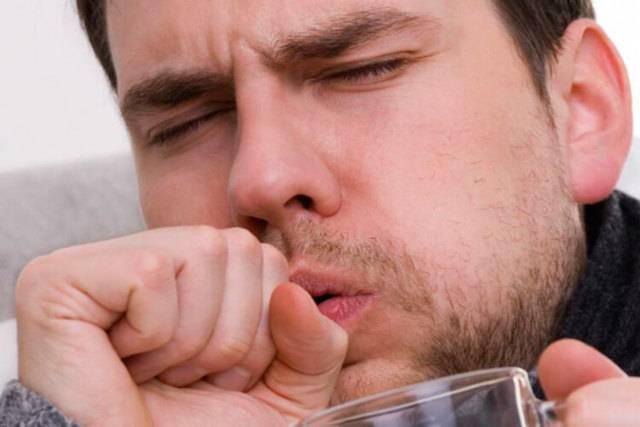Во сне ребенок стонет кашель