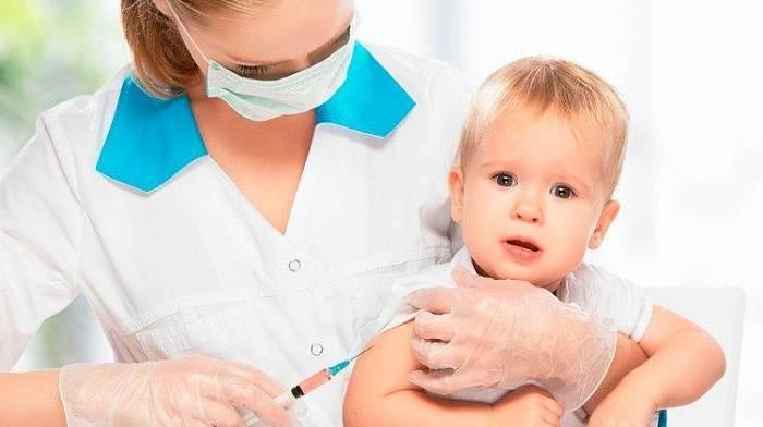 Когда можно купать ребенка после прививки акдс