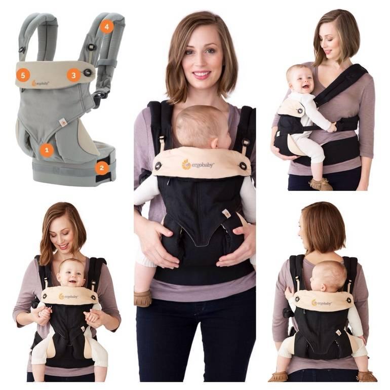 С какого возраста можно носить ребенка в эрго-рюкзаке?