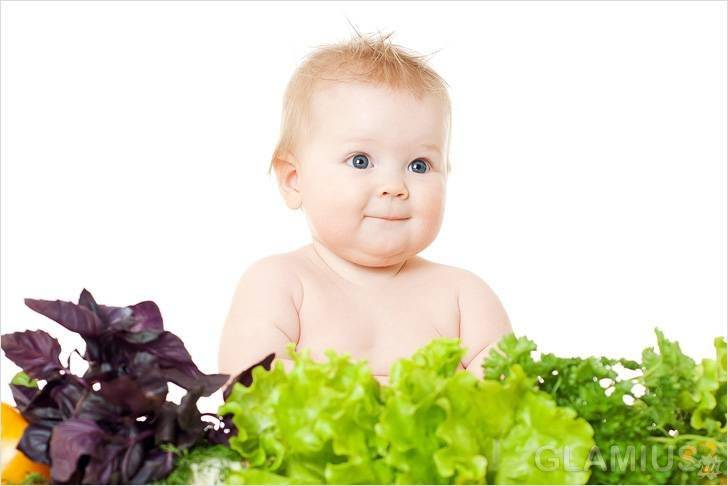 Первый прикорм: от пищи детской — к столу «по-взрослому»!