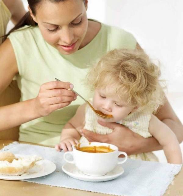 Соль и сахар в рационе ребенка до года.