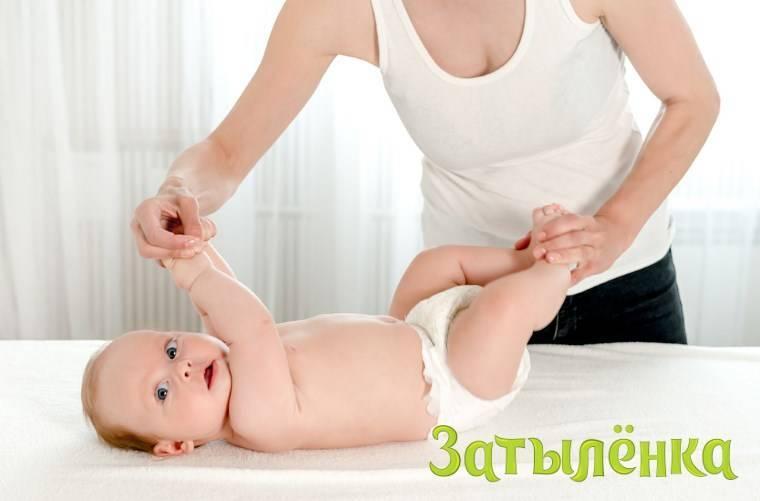 Причины образования запора у новорожденного при грудном вскармливании