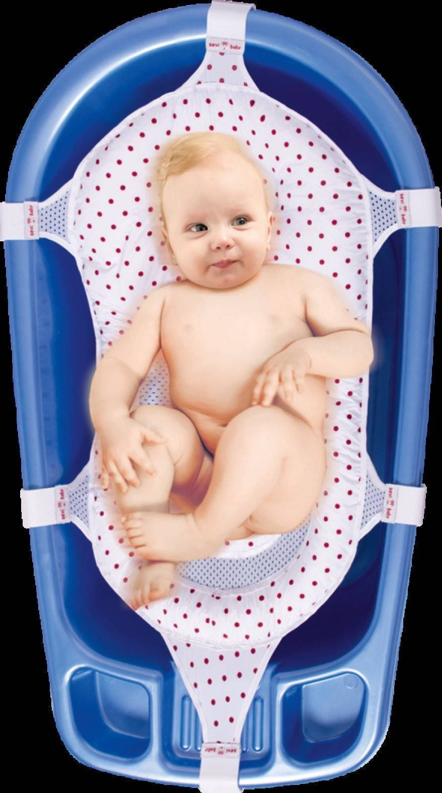 Выбор ванночки для новорожденного