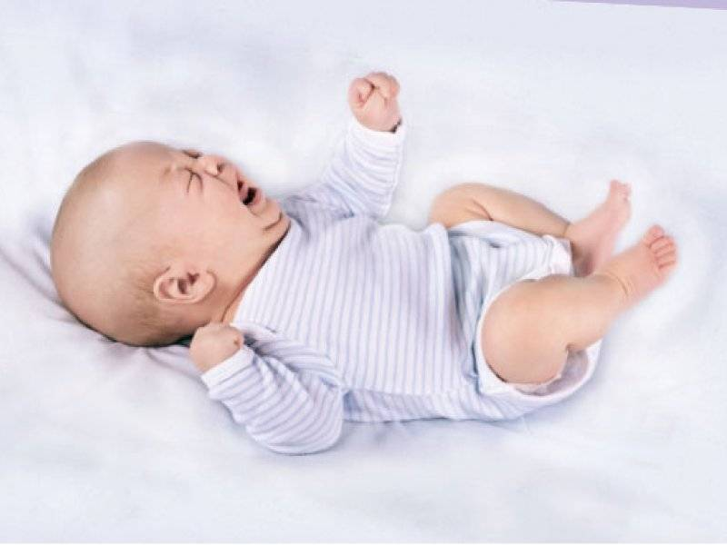 Понос у грудничка при искусственном вскармливании