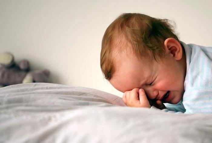 Что делать измученным родителям, если грудничок плохо спит: советы