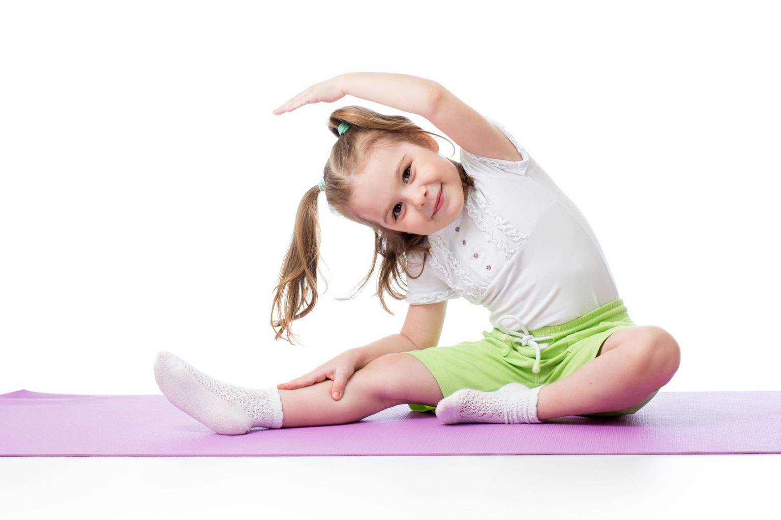 Гимнастика для детей грудного возраста (до года)