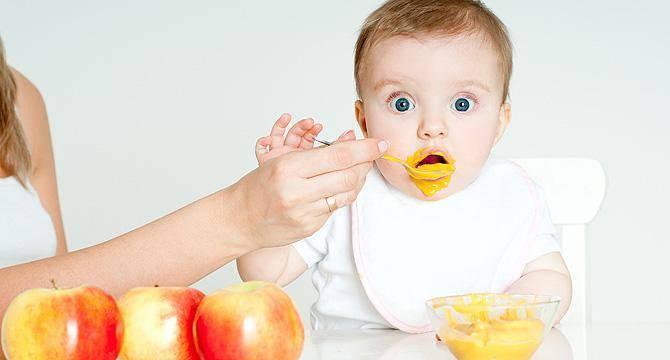 Со скольки месяцев можно давать картофельное пюре ребенку, прикорм картофелем, картошкой