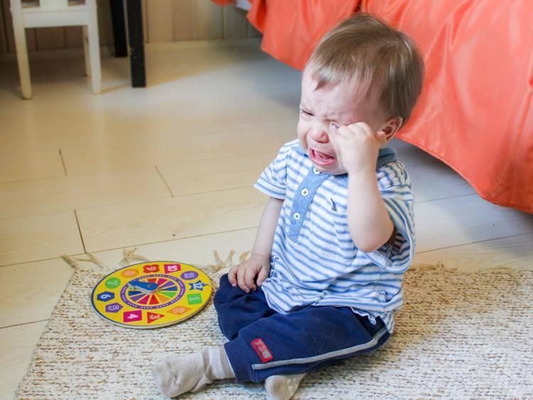 Как уберечь ребенка от ударов затылком